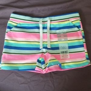 Carter's Striped Shorts